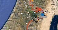 Interaktywna mapa Muru Separacyjnego: 10 lat od wydania opinii doradczej przez Międzynarodowy Trybunał Sprawiedliwości – OCHA
